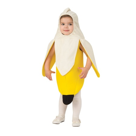 Halloween Banana Baby Infant/Toddler Costume