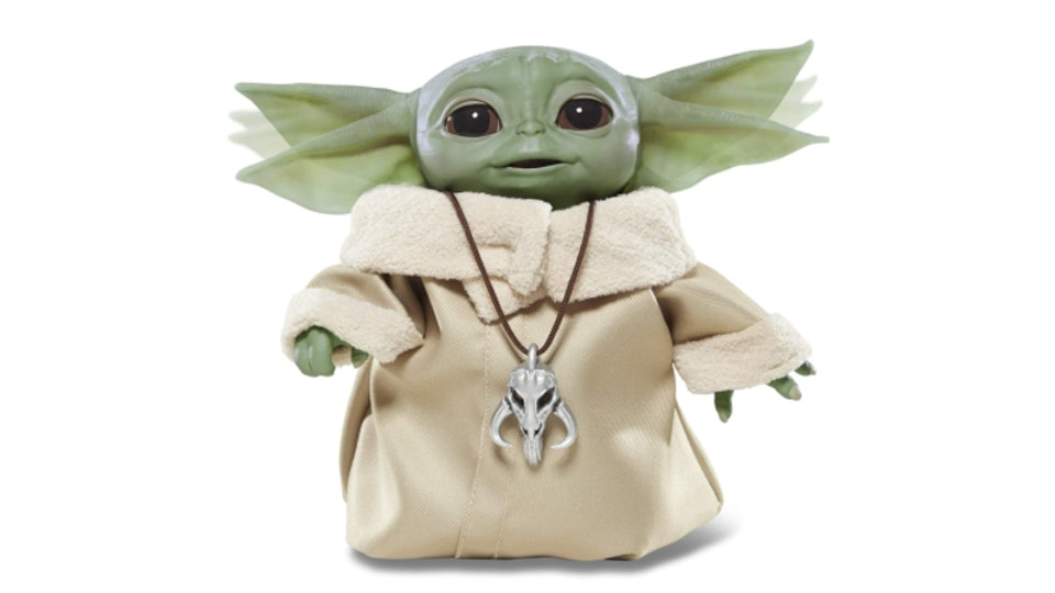 Star Wars animatronic The Child (baby yoda) toy is available for pre-sale
