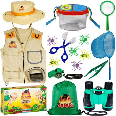 Kids Outdoor Adventure Kit