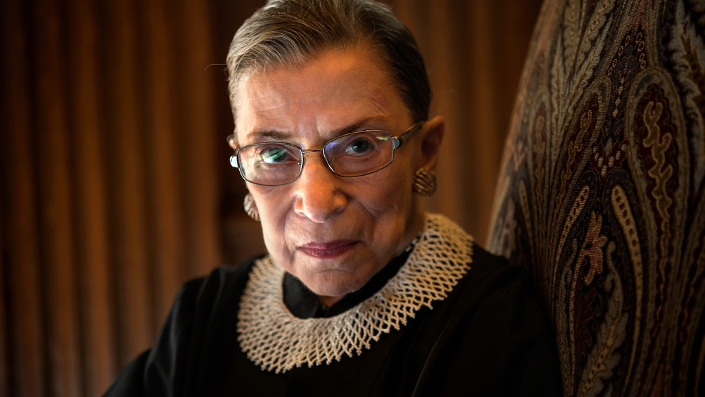 Meghan Markle honored Ruth Bader Ginsburg with a statement.