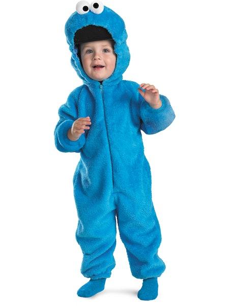 Sesame Street Baby Cookie Monster Plush Costume