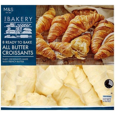Ready To Bake Croissants