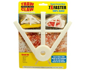 Thaw Claw Meat Thawer