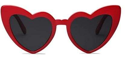 SOJOS Heart Shaped Sunglasses