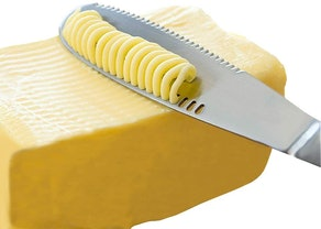 Simple Preading Butter Spreader Knife