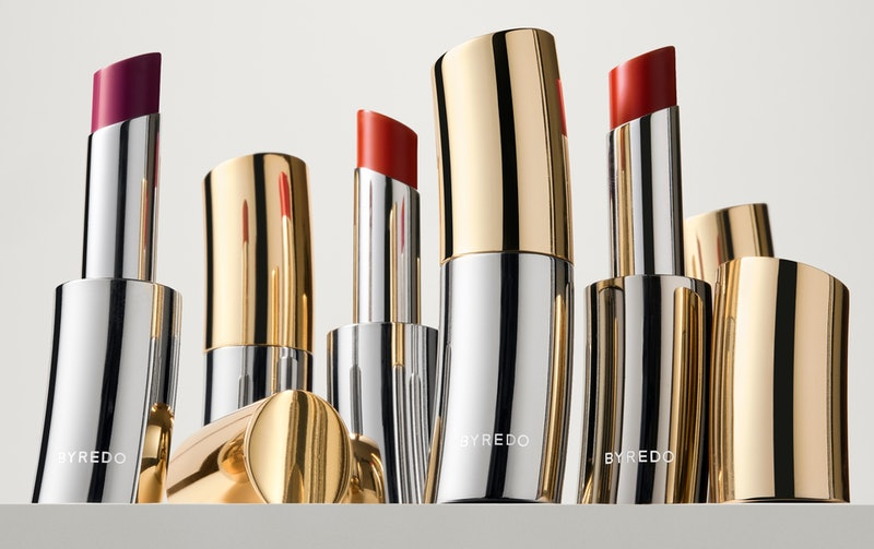 Lipstick shades from the new BYREDO Makeup launch.