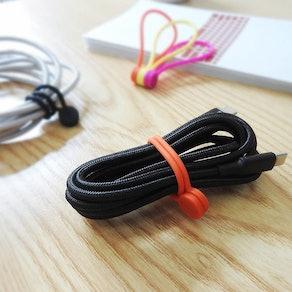 Smart&Cool Magnetic Twist Ties (20-Pack)