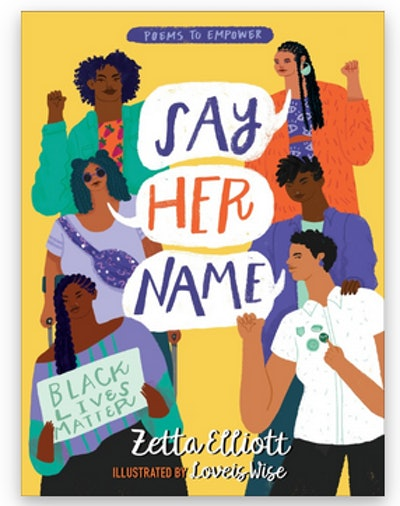 Say Her Name – Zetta Elliott