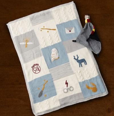 Harry Potter Heirloom Baby Blanket