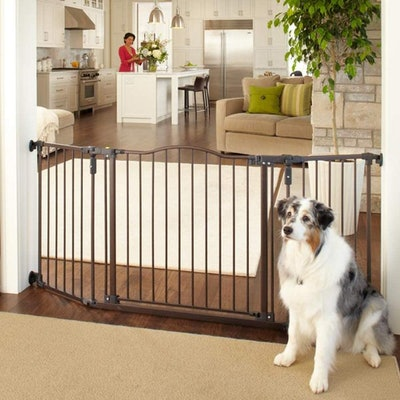 MYPET North States Extra-Wide Pet Gate