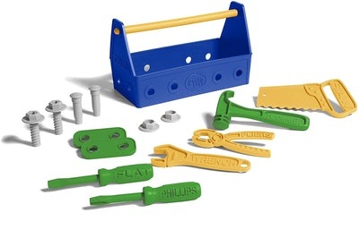 Green Toys Tool Set (15 Pieces)