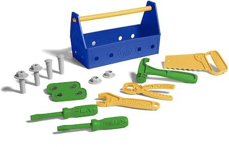 Green Toys Tool Set (15 Pieces)