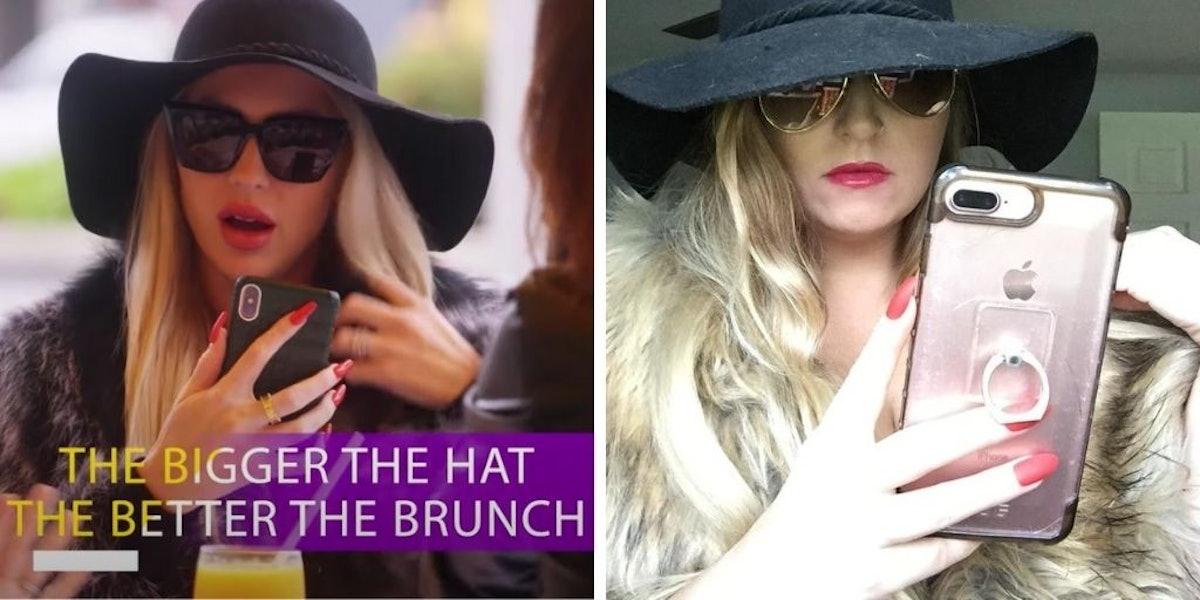 Rachel Varina tried Christina Quinn's looks