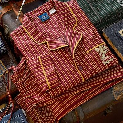 Harry Potter Gryffindor Adult Pajamas