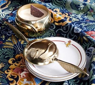 Harry Potter Golden Snitch Lidded Snack Bowl