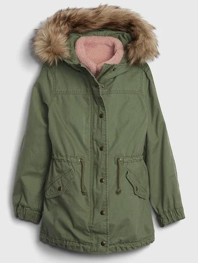Kids 3-In-1 Jacket