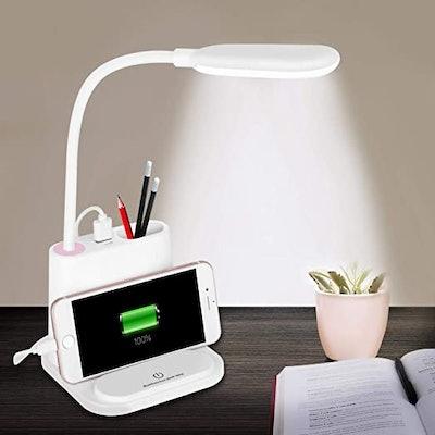 NovoLido Rechargeable LED Desk Lamp