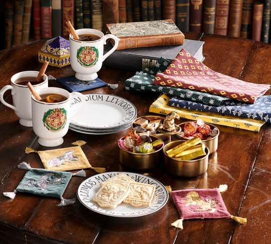The new 'Harry Potter' collection at Pottery Barn has everything witches and wizards need.