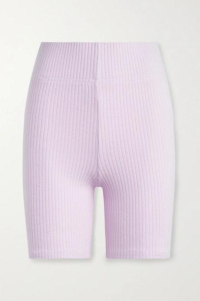 Lilac Shorts