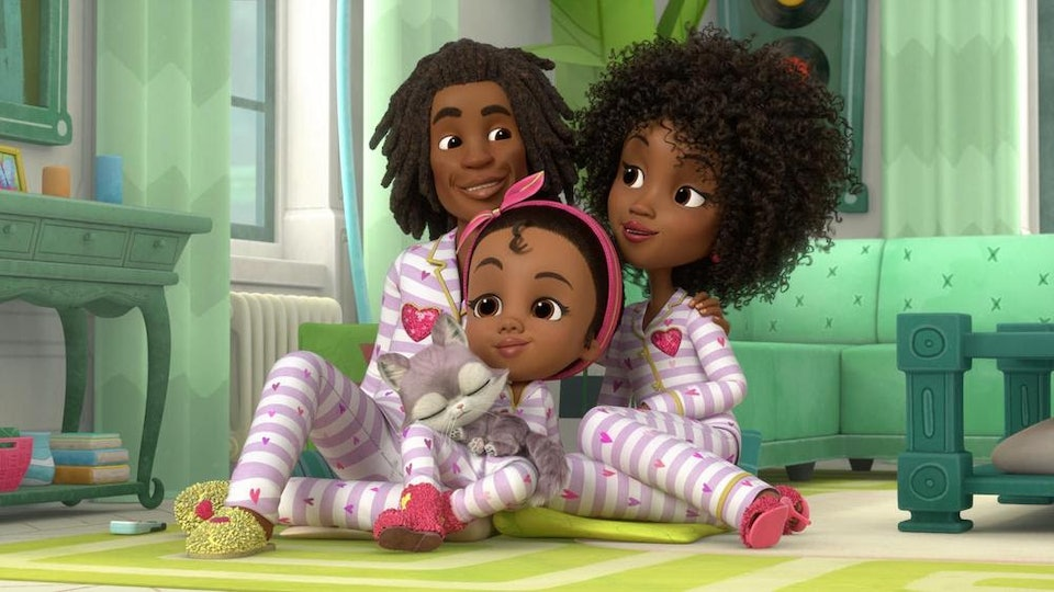 'Made By Maddie' is a new show for preschoolers on Nick Jr.