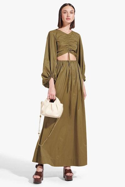 TANGIER DRESS | CAPER