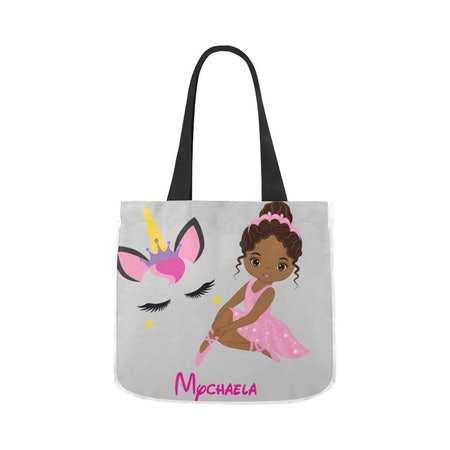BrownKidSwag Personalized Bag