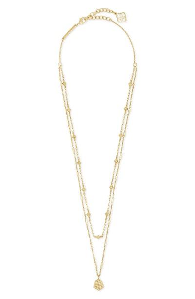 Clove Multistrand Necklace