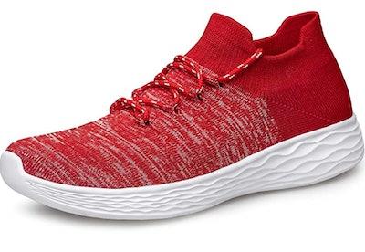 YHOON Mesh Slip on Sneakers
