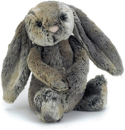 Jellycat Bashful Woodland Bunny Stuffed Animal