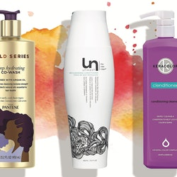 Best co-washes for fine hair