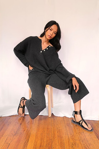 Hallie Sweater Set