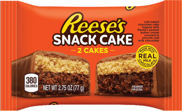 Here's when Reese's Snack Cakes will be available, so you can try the new bite.