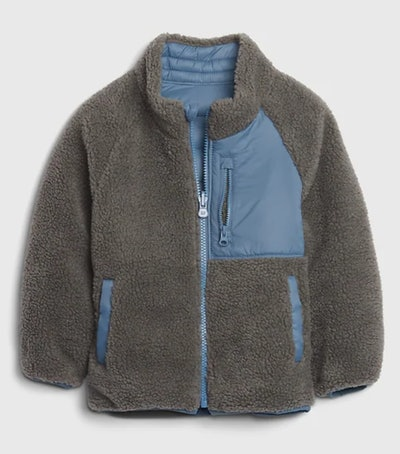 Toddler Reversible ColdControl Max Puffer Jacket