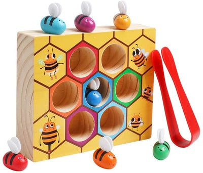 kizh Store Bee Hive Matching Game