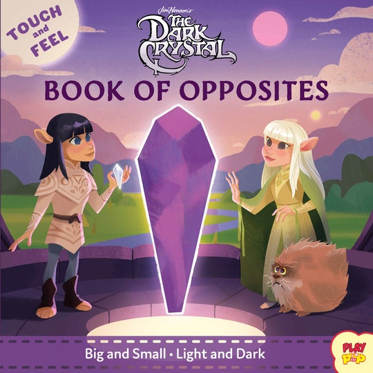 The Dark Crystal Book of Opposites cover