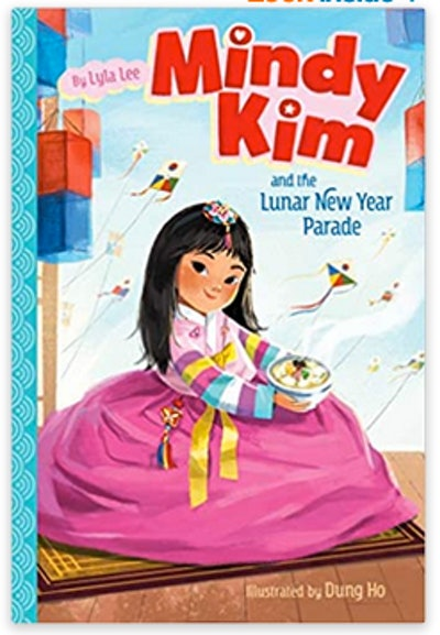 Mindy Kim and the Lunar New Year Parade- Lyla Lee