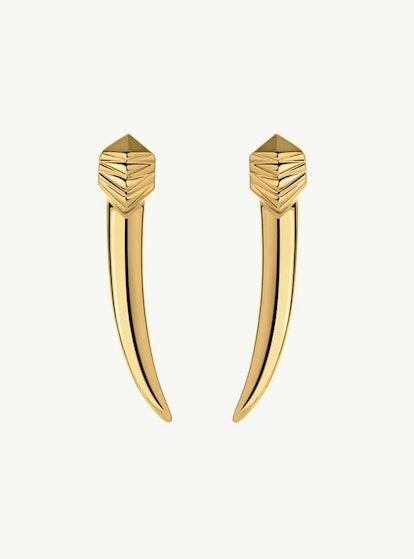 Damian Horn Dagger Earrings