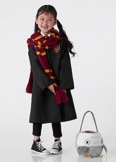 Kids Harry Potter Gryffindor Halloween Costume