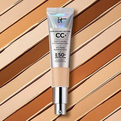 CC+ Cream with SPF 50+