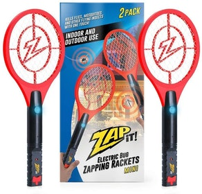 ZAP IT! Bug Zapping Racquet (2-Pack)