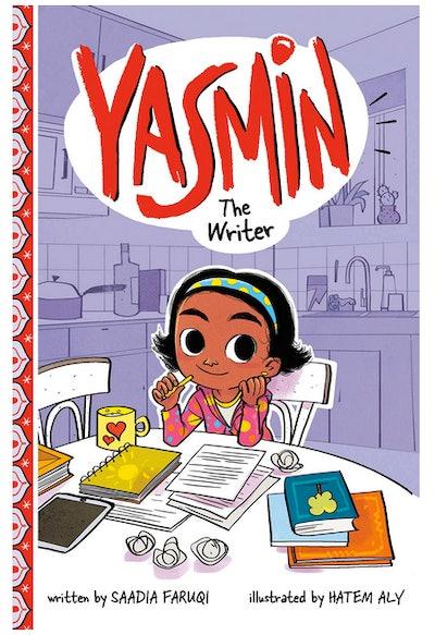 Yasmin The Writer – Saadia Faruqi