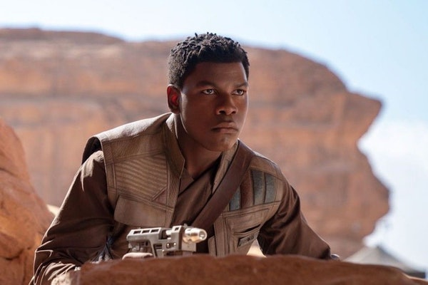 John Boyega got real about the diversity problems in the 'Star Wars' movies.
