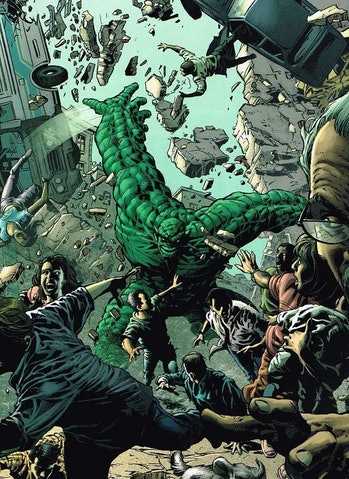 abomination marvel comics