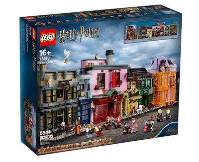 LEGO 'Harry Potter' Diagon Alley Set
