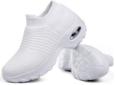 Slowman Mesh Slip On Air Sneakers