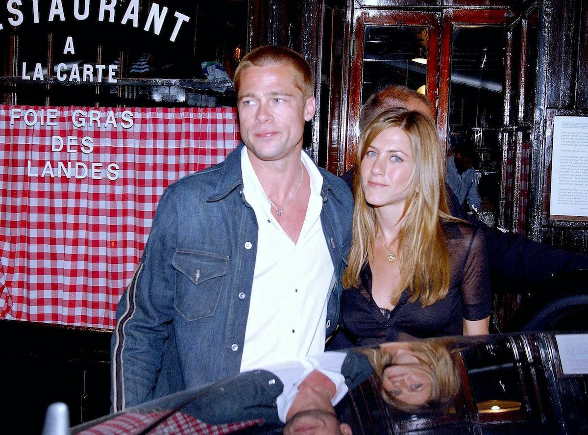 Lili reinhart had thoughts about Brad Pitt and Jennifer Aniston's recent reunion.