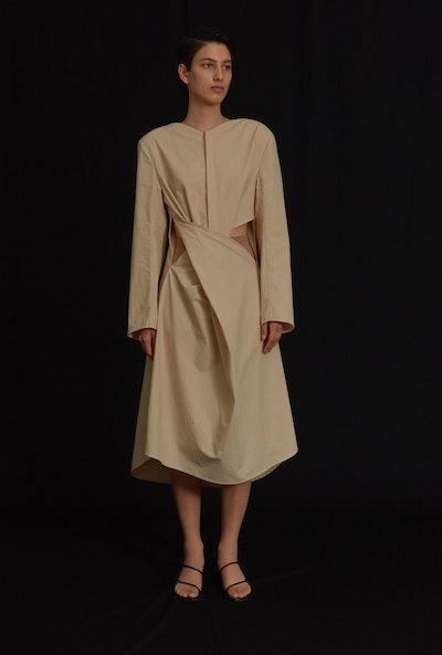 Void Cutout Dress