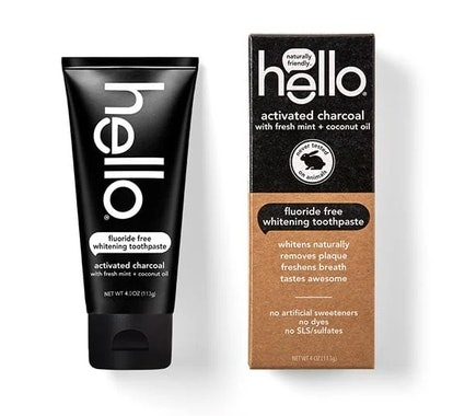 Activated Charcoal Fluoride Free Toothpaste