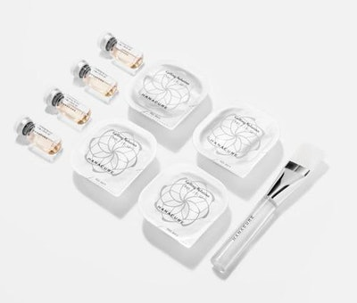 The All-In-One Facial - Set