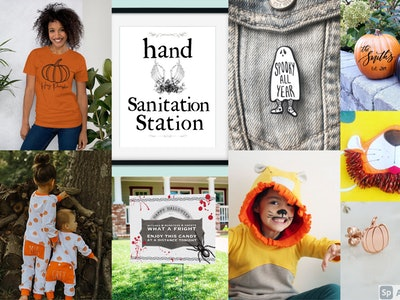 Etsy's 2020 Halloween trends are stylish, spooky, and full of fun items for the whole family.
